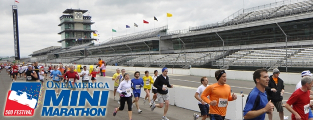 Indy 500 Mini Marathon