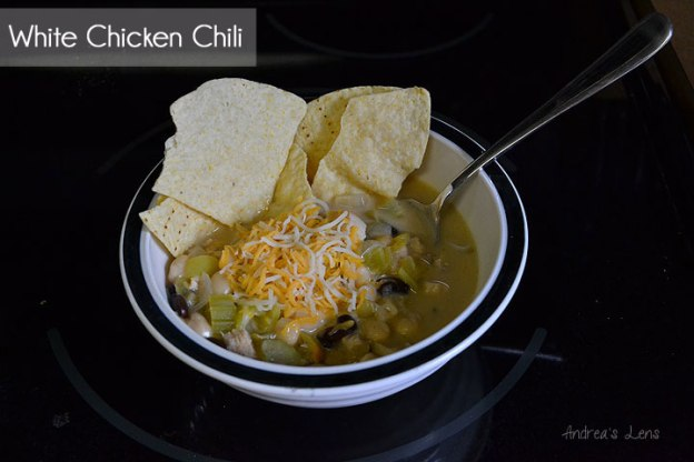 Healthy & Hearty Chicken Chili