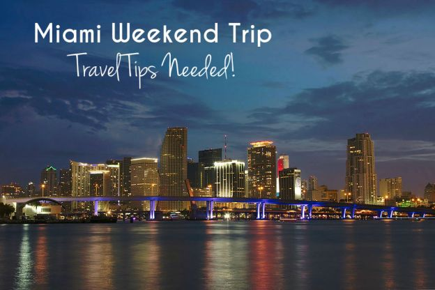 Miami Travel Help