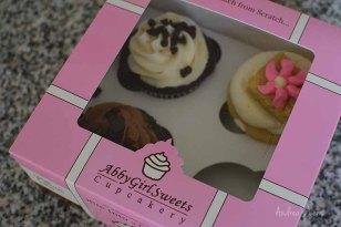 Abby Girl Cupcakes