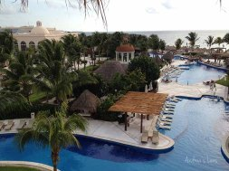 Excellence Riviera Cancun Balcony View