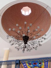 Excellence Riviera Cancun Chandelier
